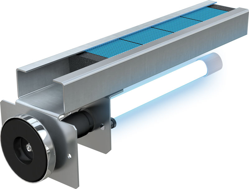 APCO MAG - UV Light Air Purifier HVAC Package Units